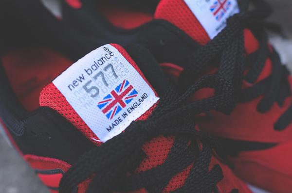 New Balance 577 RRK Black Red  (8)