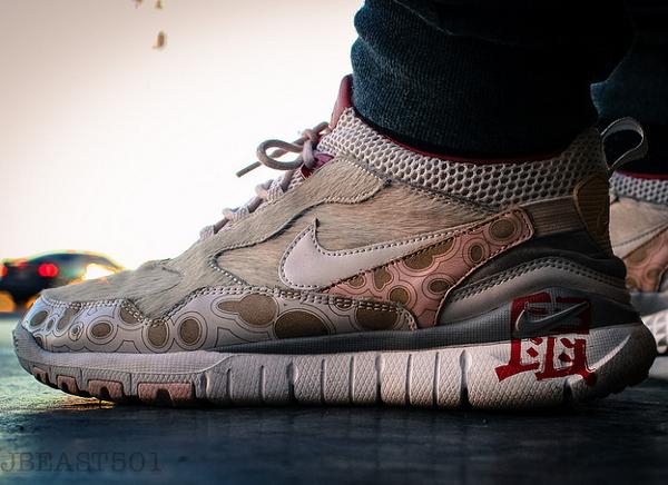 Nike ACG Free Trial Willwood 90 Year Of The Rat - JBeast501