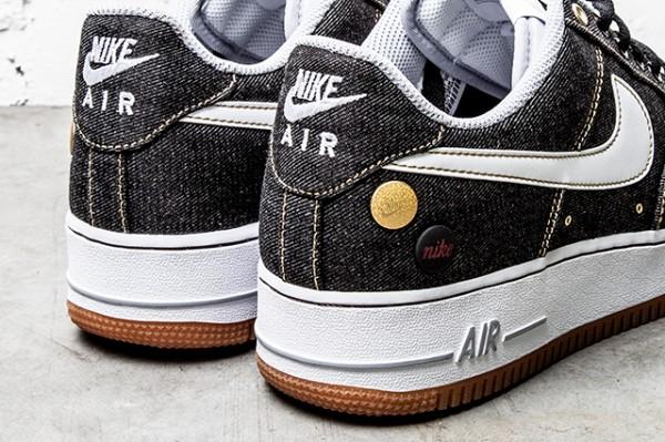Nike Air Force 1 07 Low Denim Wolf Grey (1)
