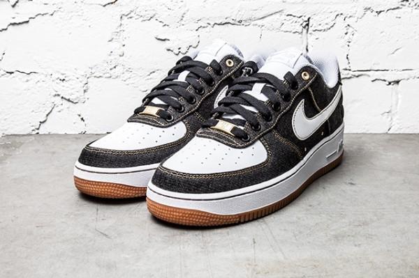 Nike Air Force 1 07 Low Denim Wolf Grey (3)