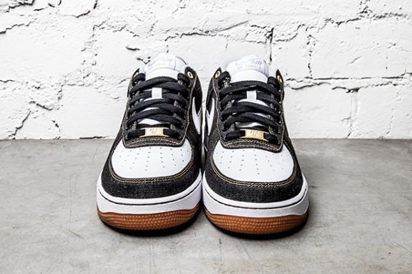 Nike Air Force 1 07 Low Denim Wolf Grey (4)