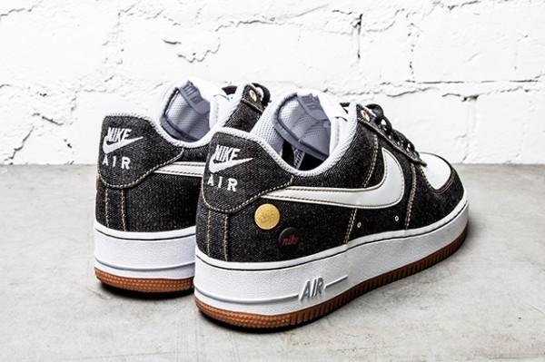 Nike Air Force 1 07 Low Denim Wolf Grey (5)