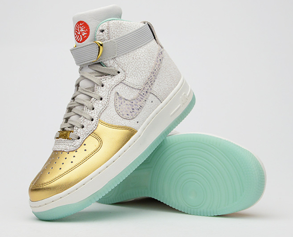 Nike Air Force 1 High femme Year Of The Horse (1)