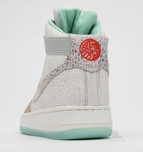 Nike Air Force 1 High femme Year Of The Horse (3)