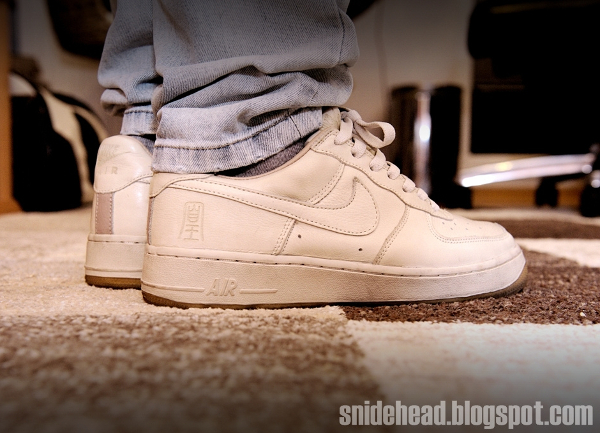 Nike Air Force 1 Low Year of the Rooster - Snidehead