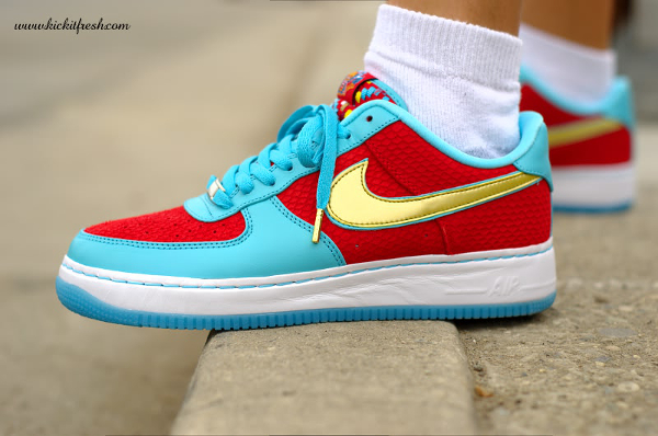 Nike Air Force 1 Low year Of The Dragon - Kickitfresh (2)