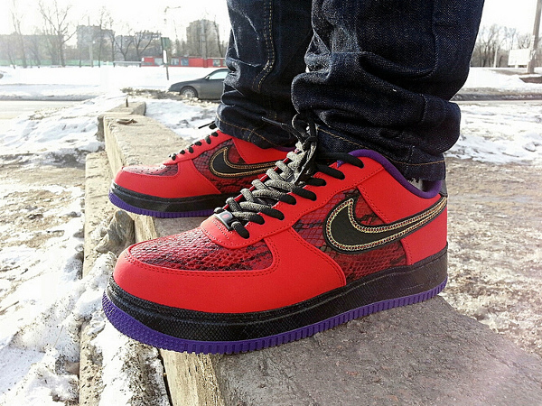 Nike Air Force 1 Low year Of The Snake - Xafiqx