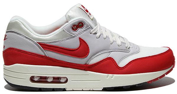 Nike Air Max 1 OG White Red