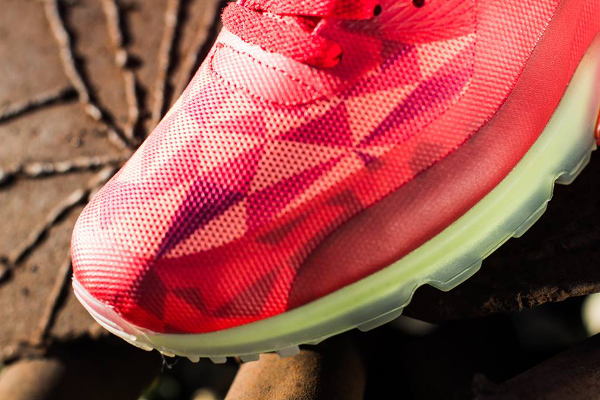 Nike Air Max 90 Ice Gym Red University Red-Lite Crimson (3)