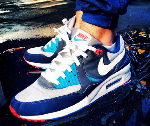 Nike Air Max Light Le Obsidian White - Phille_blunts