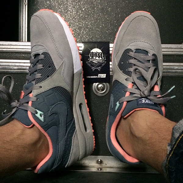 Nike Air Max Light x Mita Sneakers - 3ch_frat