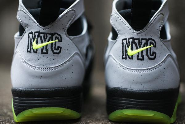 Nike Air Trainer Huarache Premium NYC Cement City Quickstrike (2)