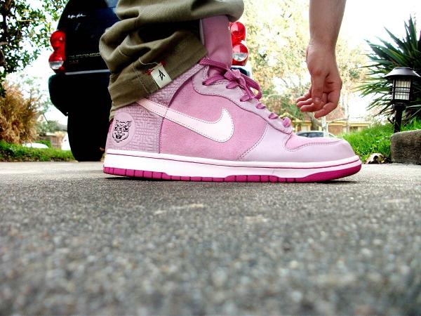Nike Dunk High SB Year Of The Pig - DopeDeposit