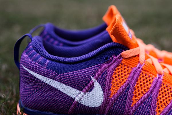 Nike Flyknit Lunar 2 Orange Purple (5)