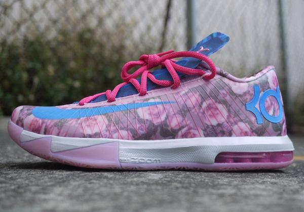 Nike KD 6 Aunt Pearl-3
