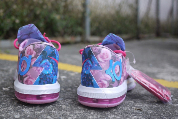 Nike KD 6 Aunt Pearl-5