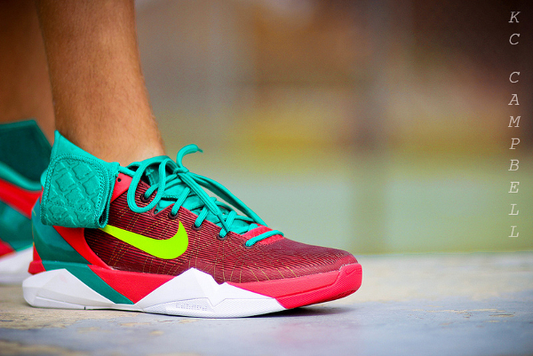 Nike Kobe 7 Supreme Year Of The Dragon - KCbruins