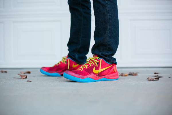 Nike Kobe 8 Year Of The Horse - Junjdm