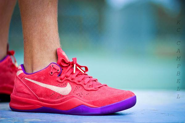 Nike Kobe 8 Year Of The Snake - KCbruins