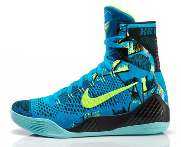 Nike Kobe 9 Perspective