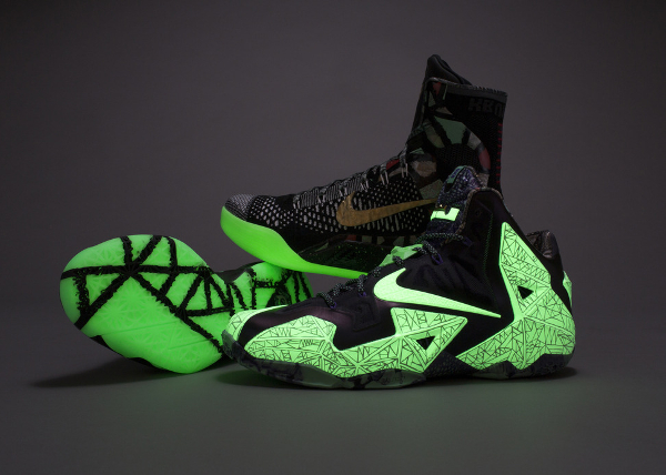 Nike Lebron 11 King Gator Nola Gumbo League-3 (1)