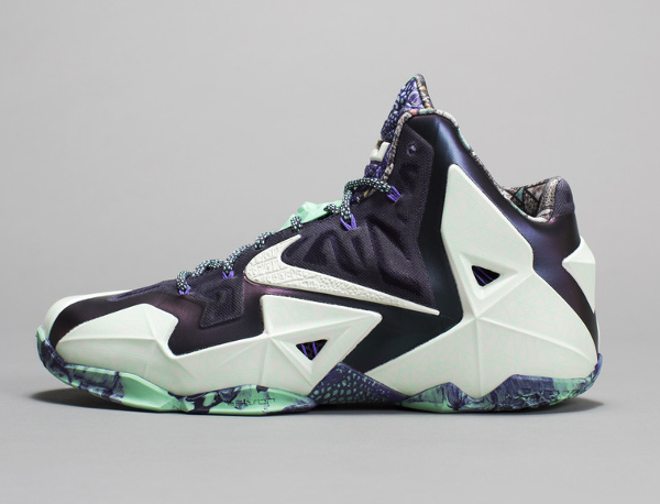 Nike Lebron 11 King Gator Nola Gumbo League-3 (3)