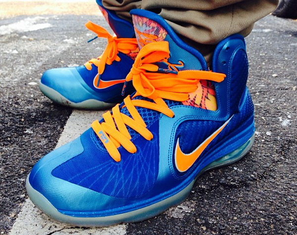Nike Lebron 9 Year Of The Dragon - Ogsole_feo