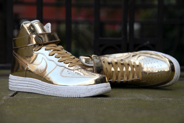 Nike Lunar Force 1 High Metal Liquid (2)
