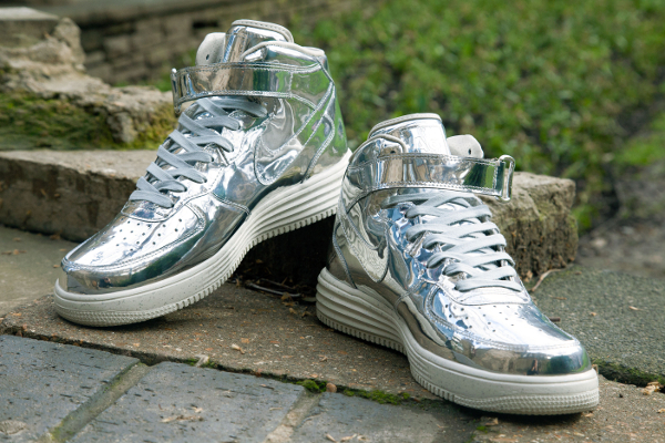 Nike Lunar Force 1 High Metal Liquid (6)