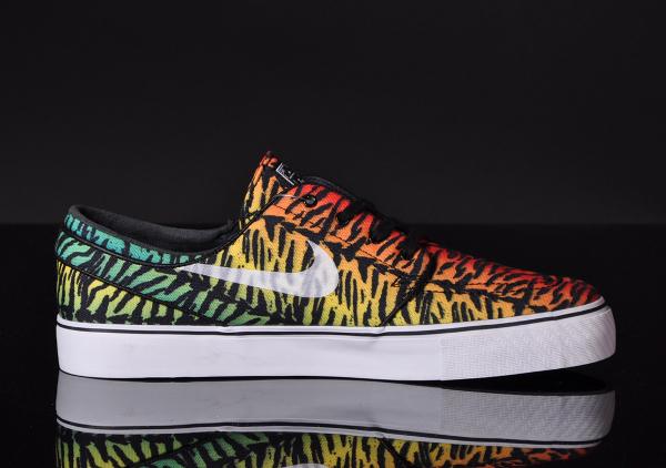 Nike SB Janoski Canvas Rainbow Tiger (4)