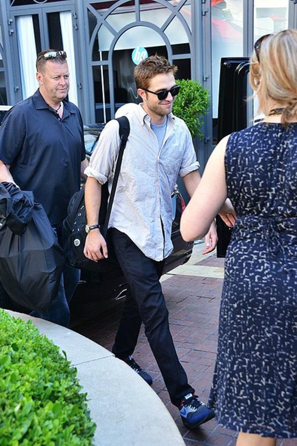 Robert Pattinson - Nike Air Max 1
