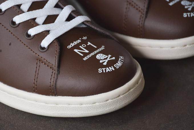 Où acheter la Adidas Stan Smith x Neighborhood Consortium ?