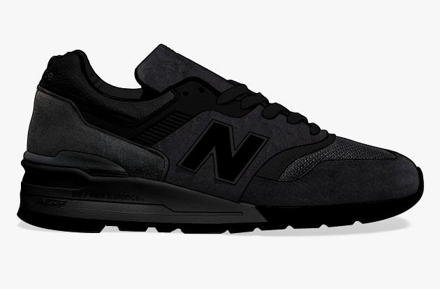 New Balance 997 : 9 paires que Kanye aurait pu créer