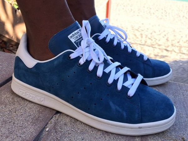 Adidas Stan Smith Suede (1)