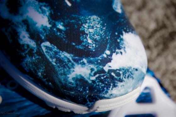 Adidas ZX Flux Photo Print Ocean (3-1)