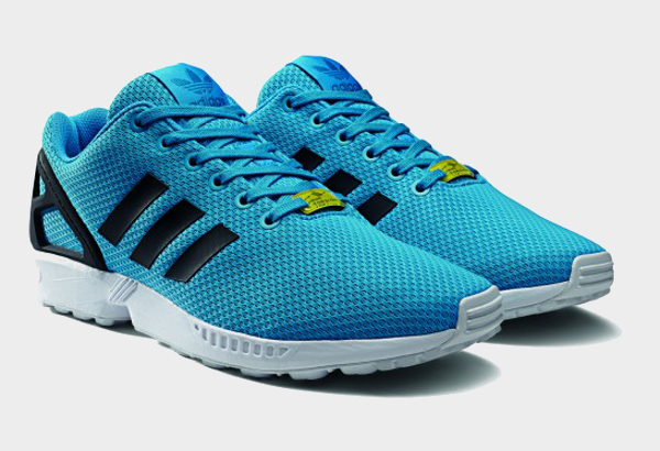 Adidas Zx Flux Base Blue