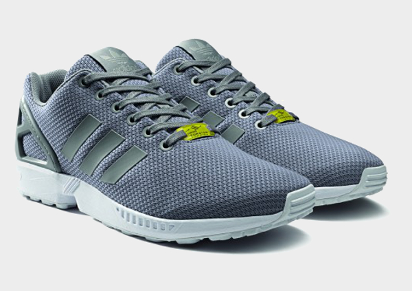 Adidas Zx Flux Base Grey