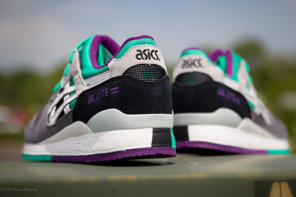 Asics Gel Lyte 3 Grey White Mint (4)