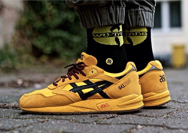 Asics Gel Saga Kill Bill - Be3ezy