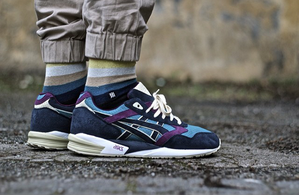 Asics Gel Saga x Bait Phantom Lagoon - Be3ezy
