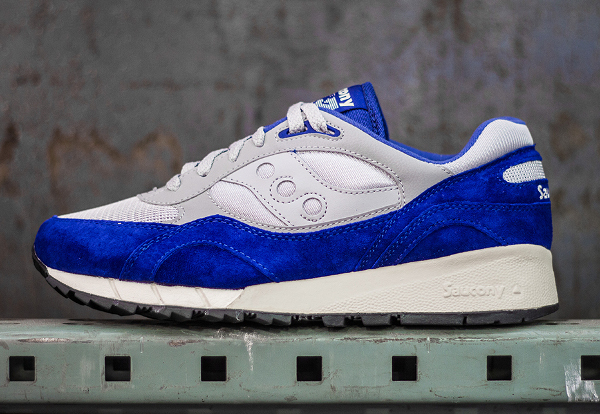 Le pack Saucony Shadow 6000 Grey (2)