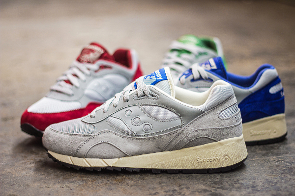 Le pack Saucony Shadow 6000 Grey (4)