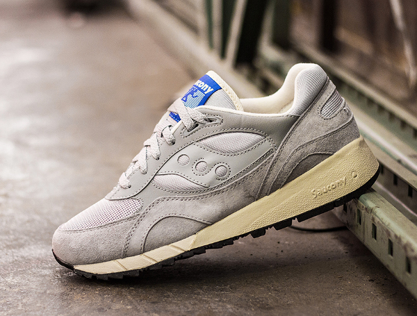 Le pack Saucony Shadow 6000 Grey (7)
