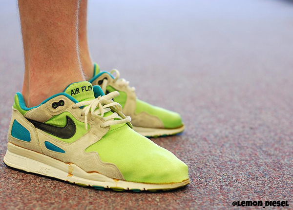 Nike Air Flow OG - Lemon_diesel