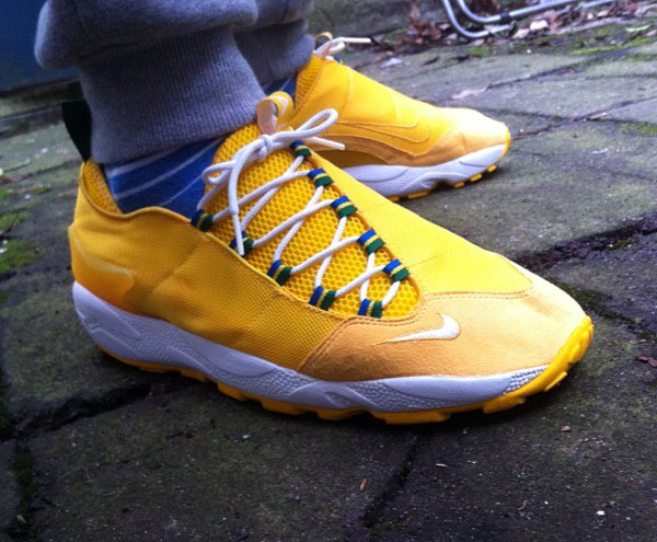 Nike Air Footscape Brazil - Roy Sands