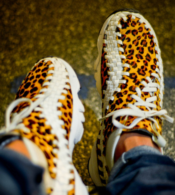 Nike Air Footscape Chukka Leopard - Fosh1zzles-1
