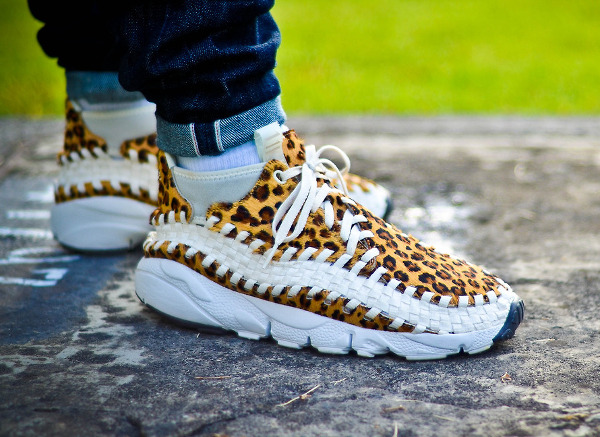 Nike Air Footscape Chukka Leopard - Fosh1zzles