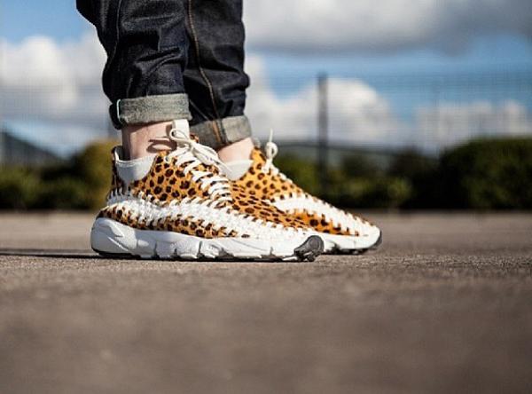 Nike Air Footscape Chukka Leopard - Irwilkinson