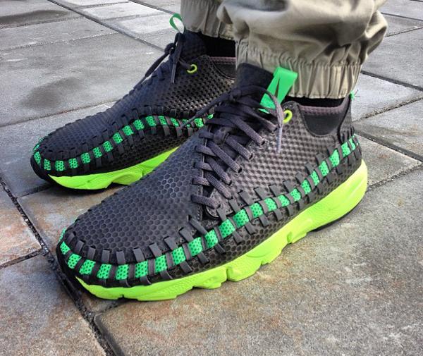 Nike Air Footscape Chukka Poison Green - Imjohanahlen