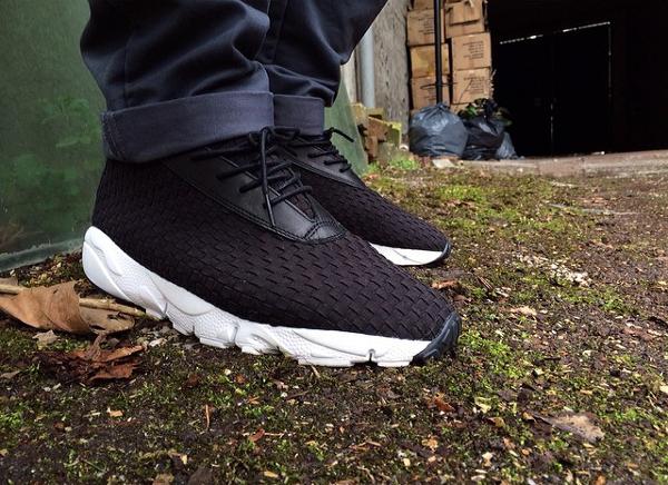 Nike Air Footscape Desert Chukka QS - Mangomilla